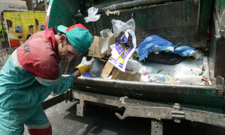 Beirut, Mount Lebanon to Become Flooded with Waste as