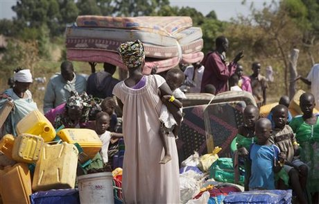 South Sudan leader denies getting rich off civil war