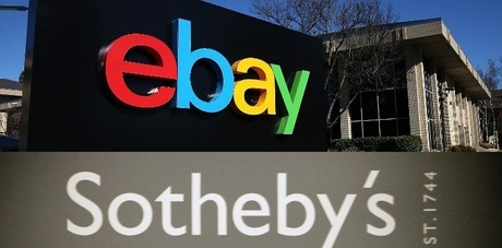 Ebay Sotheby S Unveil Tie Up On Art Auctions Naharnet