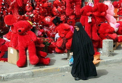 iran rules 'decadent' valentine's day celebrations a crime — naharnet, Ideas