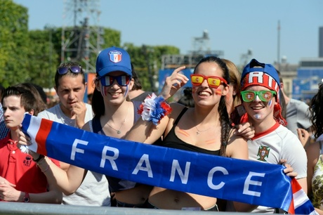 France Braces for Hooligans, More Strikes at Euro 2016