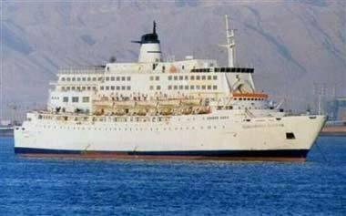 Egyptian Dies as 1,230 Passengers Flee Burning Red Sea Ferry — Naharnet
