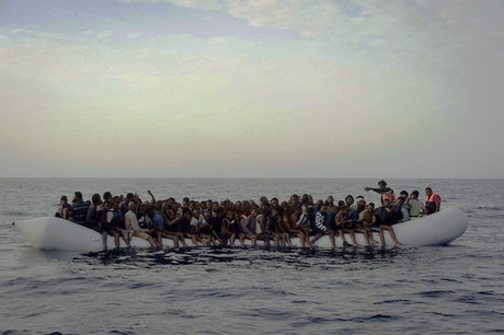 More than 6000 migrants rescued in sea off Libya