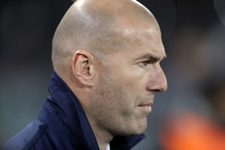 Zinedine Zidane returns to Real Madrid with surprise three-year deal