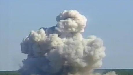 'Mother' of bombs killed 36 Islamic State fighters