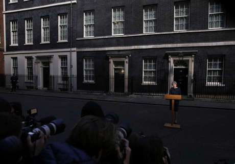 UK Parliament Approves Theresa May's Snap Election on 8 June