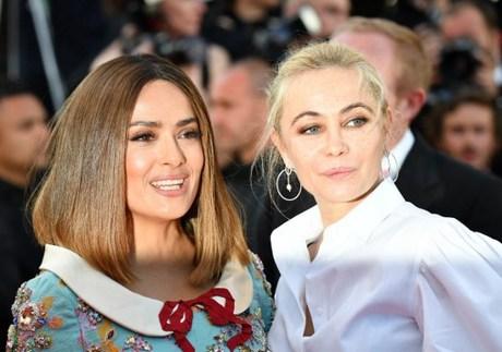 Salma Hayek says Hollywood treats actresses like monkeys