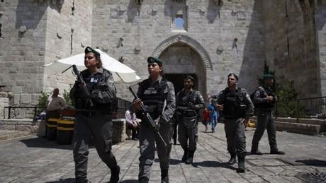 Kushner visits family of officer murdered in Jerusalem attack