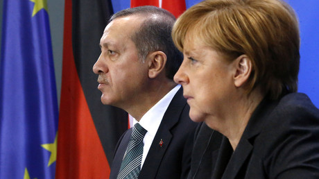 Turkish president accuses Germany of scaring off investors