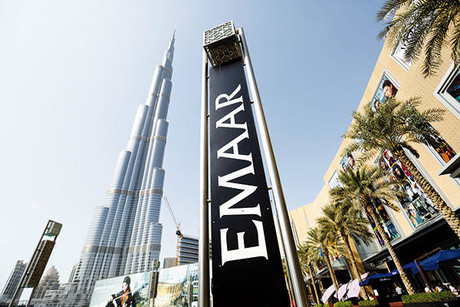 Dubai Property Giant Emaar Grows Profits despite Lower