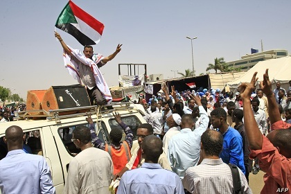 Protester leaders' worries delay talks with Sudan military
