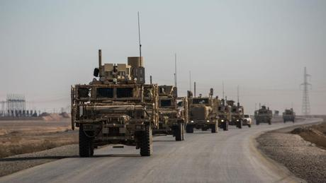 Rockets hit Iraq military complex housing US forces injuring 6 Iraqi troops