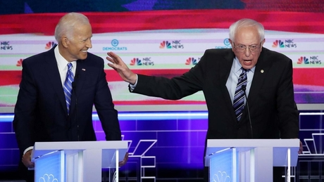 Biden, not Sanders, gains in popularity after Warren drops out: Reuters/Ipsos poll