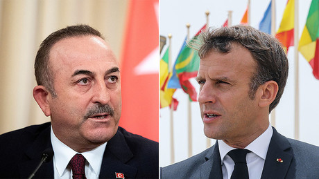 Turkey Warns France Against Escalation Over Oruc Reis Vessel in Mediterranean