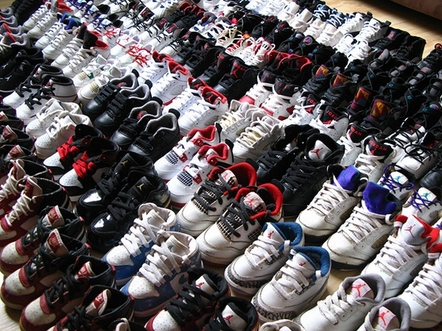 air jordan shoe collection taken from us home � naharnet