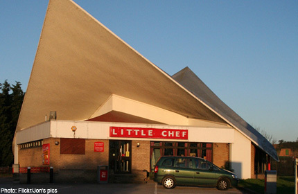 Two 1960s british petrol stations were on tuesday awarded grade ii