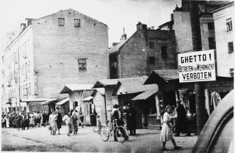 an analysis of the topic of ghetto camp at auschwitz Survivor's story: venetian ghetto's last witness to auschwitz virginia gattegno, 93, on how she survived the nazi death camp and why it is vital to preserve venice's historic jewish quarter .