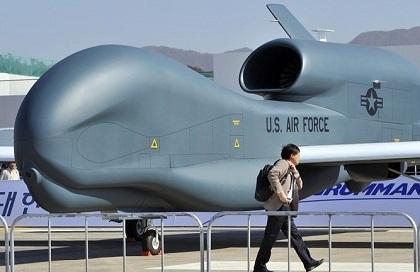 Report: U.S. Military to Deploy Spy Plane in Japan