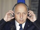 Rahi, Fabius Meet in Paris, Stress on Disassociation Policy towards Regional Events