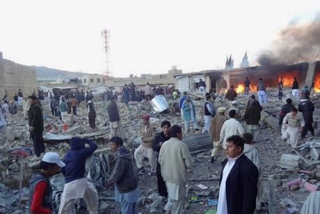 At least 15 killed in dual Parachinar explosions