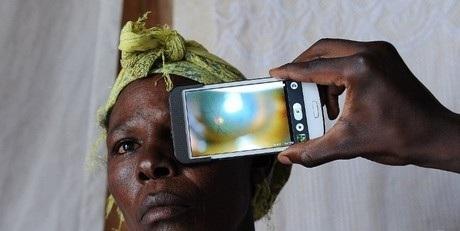 Image result for kenyans using smartphones
